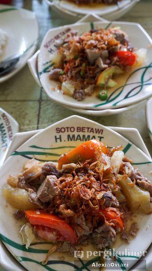 Foto 1 - Makanan di Soto Betawi H. Mamat oleh @gakenyangkenyang - AlexiaOviani