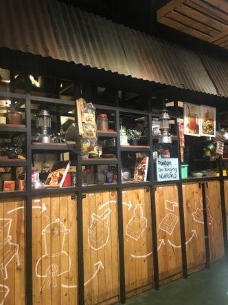Foto Interior di Warung Talaga