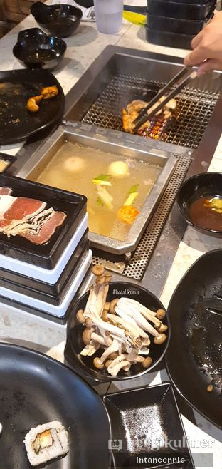 Foto 15 - Makanan di Hattori Shabu - Shabu & Yakiniku oleh bataLKurus