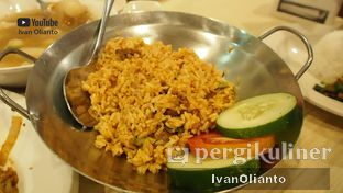 Foto 3 - Makanan(Nasi Goreng Terasi) di Nature Vegetarian oleh Ivan Olianto