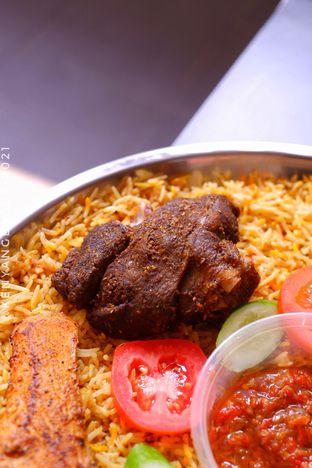 Foto 2 - Makanan di Kebuli Ijab Qabul oleh Vionna & Tommy