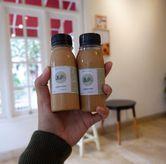 Foto Kopi Susu di DnA Coffee & Eatery