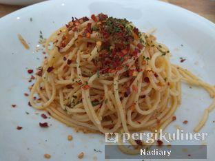 Foto 2 - Makanan(Spaghetti Aglio Olio) di Fish Me oleh Nadia Sumana Putri