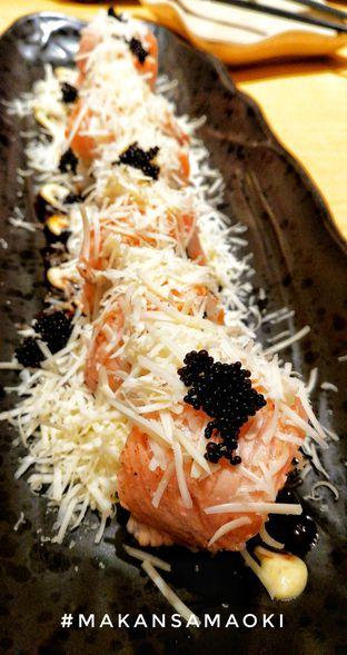 Foto 1 - Makanan di Sushi Tei oleh @makansamaoki