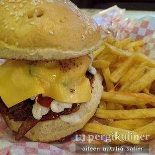 Foto 1 - Makanan di Biggy's oleh @NonikJajan