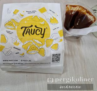 Foto review Taucy oleh JC Wen 1
