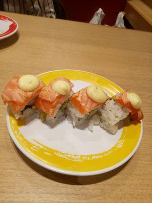 Foto 5 - Makanan di Genki Sushi oleh doyan jajan