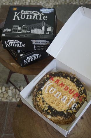 Foto 3 - Makanan di Bandung Kunafe oleh yudistira ishak abrar
