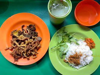 Foto Makanan di Depot Langgeng Barokah
