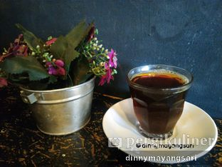 Foto 1 - Makanan(Filter Coffee V60 Bengkulu) di Saturday Coffee oleh dinny mayangsari