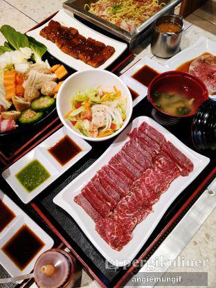 Foto 1 - Makanan di Hattori Shabu - Shabu & Yakiniku oleh Angie  Katarina