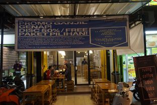 Foto 6 - Interior di Ruang Eatery & Coffee oleh yudistira ishak abrar