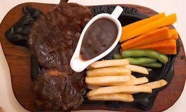 Irba Steak