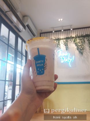 Foto review Dirty Milk oleh Hani Syafa'ah 2