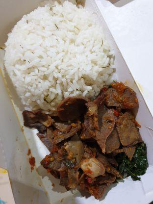 Foto - Makanan di Daging Asap Sambal oleh ig: @andriselly