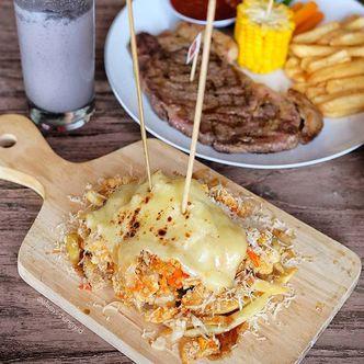 Foto Makanan di Crispy Max