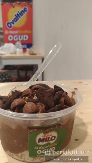 Foto 2 - Makanan di Es Kepal Milo Ogud oleh Desriani Ekaputri (@rian_ry)