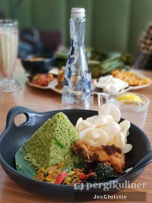 Foto 1 - Makanan(Nasi Ijo Royo Royo) di Aromanis oleh JC Wen