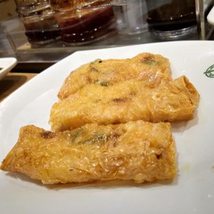 Foto 4 - Makanan(Lumpia Goreng Udang Kulit Tahu) di Tim Ho Wan oleh Komentator Isenk
