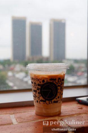 Foto 1 - Makanan(Cafe Latte) di Hario Coffee Factory oleh Shella Anastasia