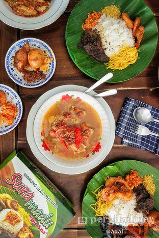Foto - Makanan di Warung Sego Maduro Suramadu oleh Winata Arafad