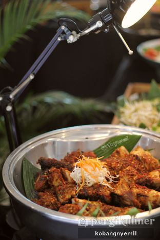 Foto 3 - Makanan di Canting Restaurant - Teraskita Hotel managed by Dafam oleh kobangnyemil .
