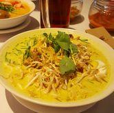 Foto Laksa Betawi di Kafe Betawi