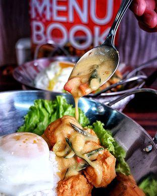 Foto - Makanan(Salted egg prawn with rice) di Taste Good oleh Eric  @ericfoodreview