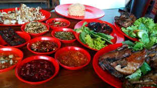 Foto - Makanan di Sambal Khas Karmila oleh chubby Bandung