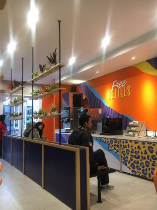 Foto 5 - Interior di Flip Burger oleh Fadhlur Rohman