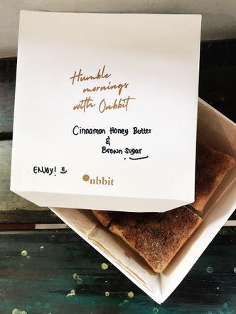 Foto Makanan di Onbbit Toast