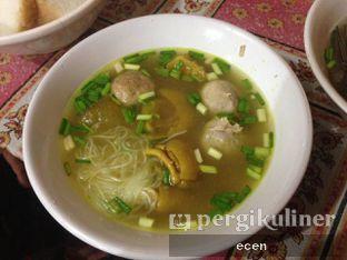 Foto 2 - Makanan(bakso kikil ) di Bakso Kikil Sapi Asli Manunggal Cak Mat oleh @Ecen28
