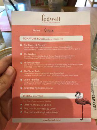 Foto review Fedwell oleh @stelmaris  5