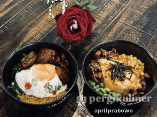 Foto 1 - Makanan(Char Siew Tsukasa) di Babochkaa Bistro & Coffee Bar oleh Cubi