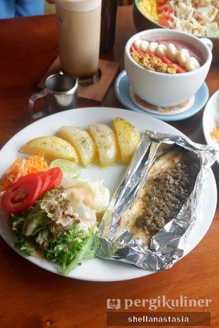 Foto 10 - Makanan(Baked Fish) di Glosis oleh Shella Anastasia