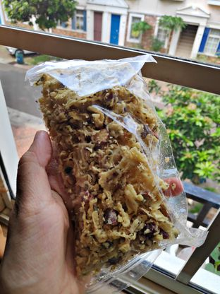 Foto 3 - Makanan(Runtukan Rempeyek (Free)) di Pecel Pincuk Ibu Ida oleh Nathania Kusuma