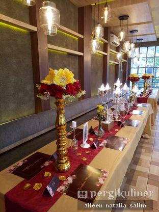 Foto 6 - Interior(Setelah Dekor oleh @HWpartyplanner) di Papa & Mama Bistro and Coffee oleh @NonikJajan