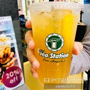Foto 1 - Makanan(Honey Lemon) di Tea Station oleh Sienna Paramitha