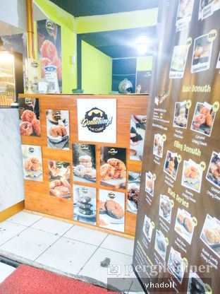 Foto review Donuthing oleh Syifa  2