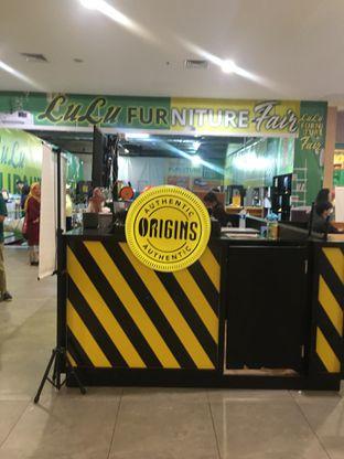 Foto review Origins oleh RI 347 | Rihana & Ismail 1