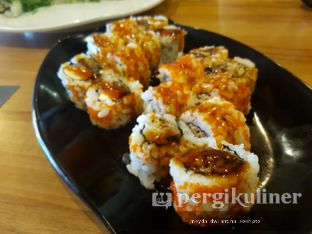 Foto 9 - Makanan di Sushi Joobu oleh Meyda Soeripto @meydasoeripto
