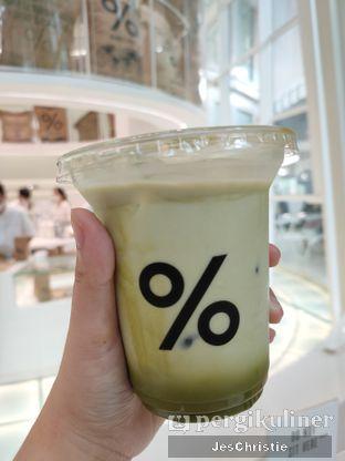 Foto 3 - Makanan(Matcha Latte) di %Arabica oleh JC Wen
