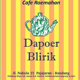 Foto review Dapoer Blirik oleh Kuliner Limited Edition 5