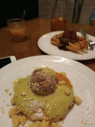 Foto 2 - Makanan(Green Tea) di Pancious oleh Maria Marcella
