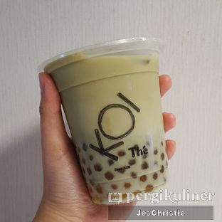 Foto 1 - Makanan(Matcha Latte) di KOI The oleh JC Wen