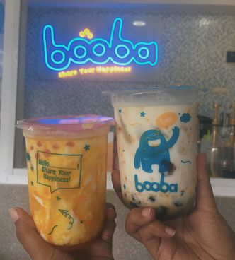 Foto Makanan di Booba House