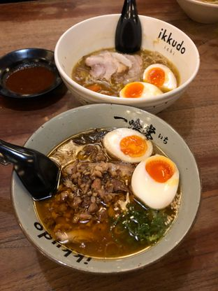 Foto 1 - Makanan di Ikkudo Ichi oleh Mitha Komala