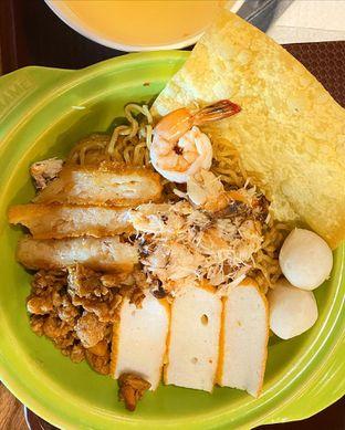 Foto review Bakmi Kepiting Pontianak oleh denise elysia 1