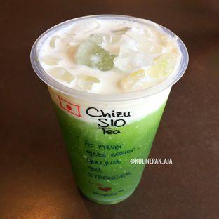 Foto 5 - Makanan(Chizu Shio Tea Ocha Matcha) di Rumah Lezat Simplisio oleh @kulineran_aja