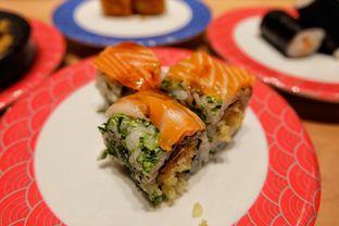 Foto review Tom Sushi oleh Filipi & Caroline IG : @ratu_makan 3